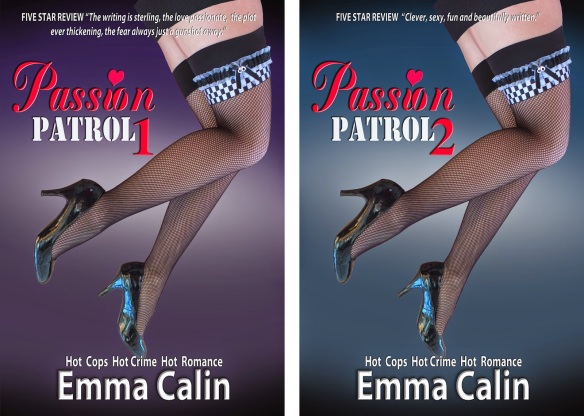 passion patrol romance suspense novels