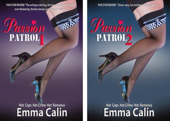 passion patrol romance suspense novels