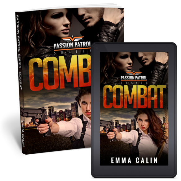 Combat new print and kindle