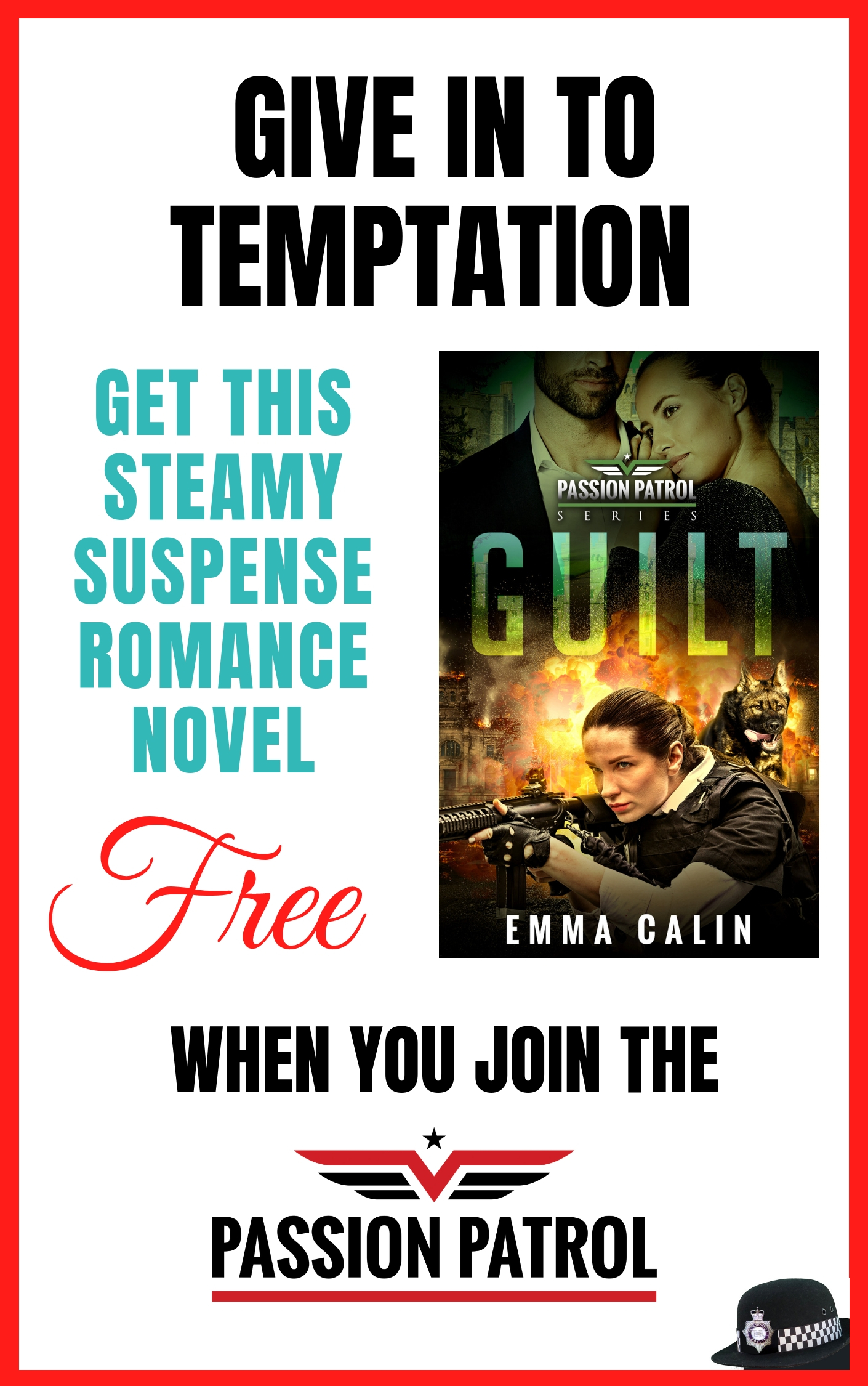 sign up graphic for reader club